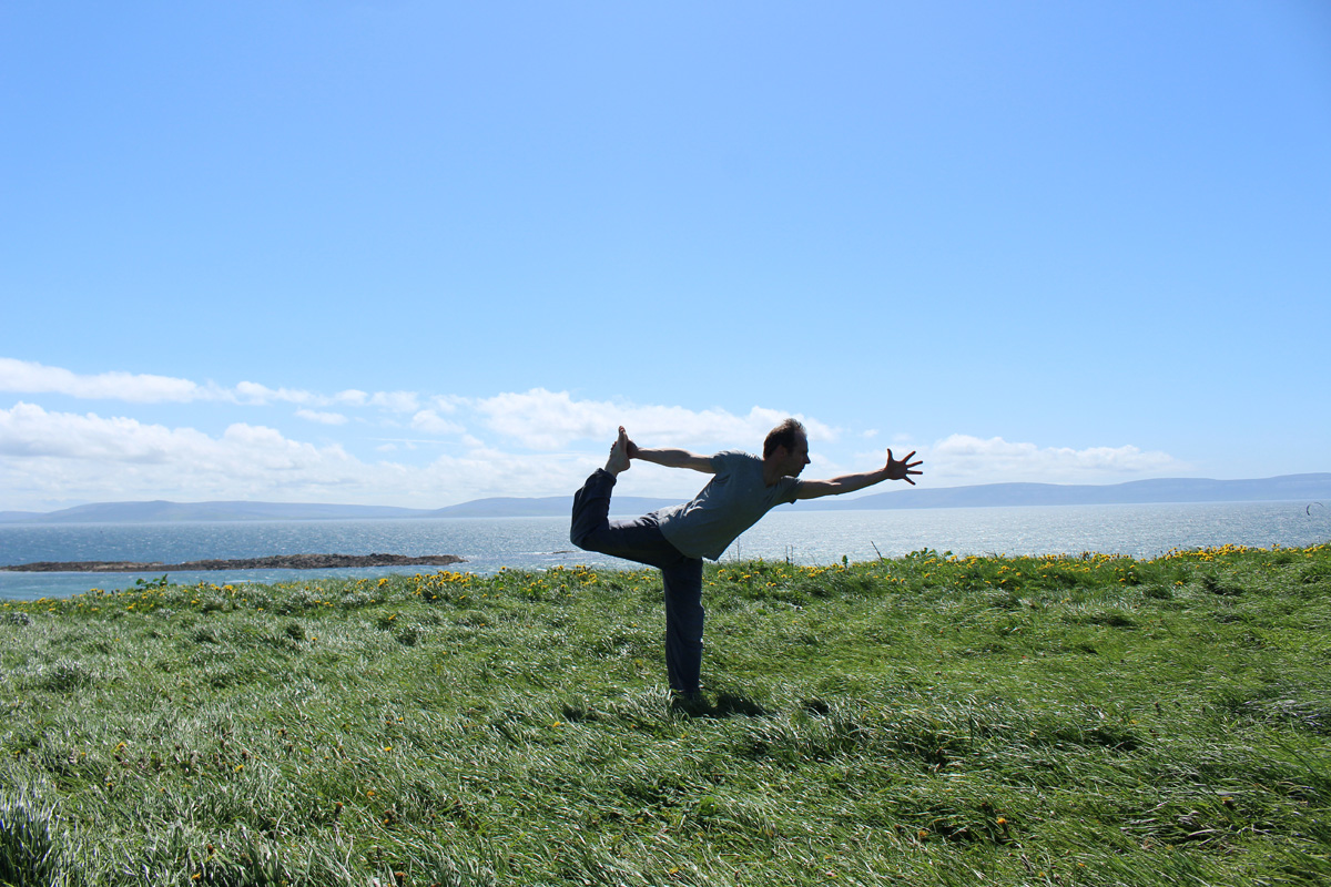Keith Yoga Dublin